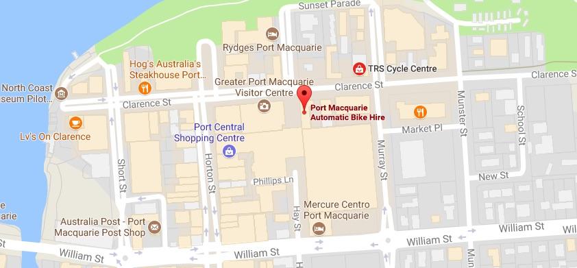 Port Macquarie Bike Hire | Port Macquarie Bike Hire open 24/7